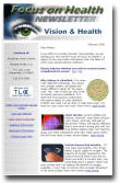 Table Mountain Vision Newsletter